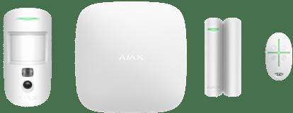 Комплекты сигнализации Ajax